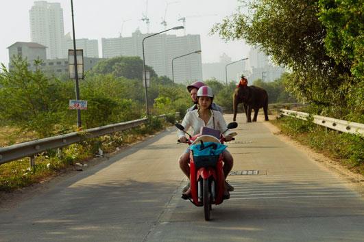 Deutsch-thailändischer Spielfilm